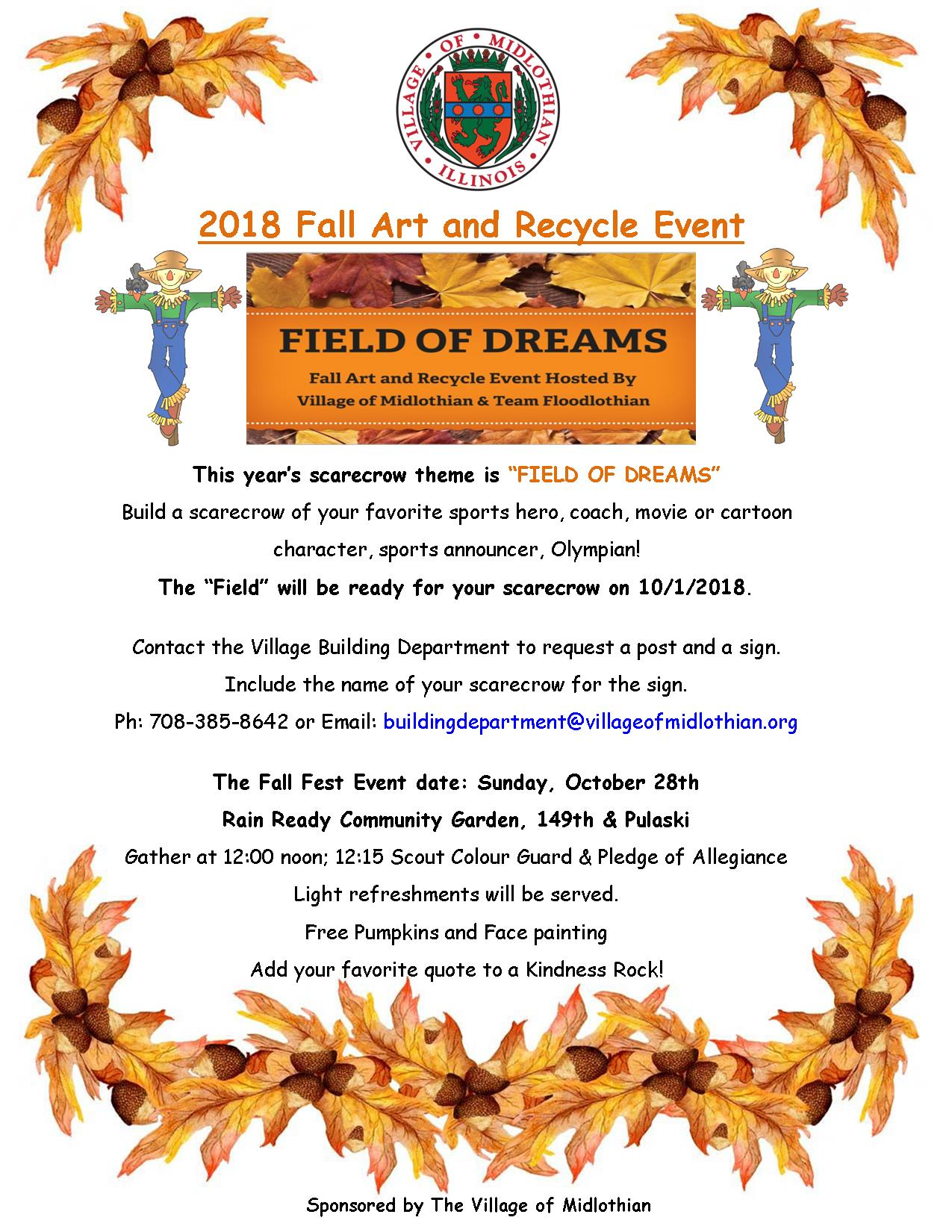 Fall Art and Event